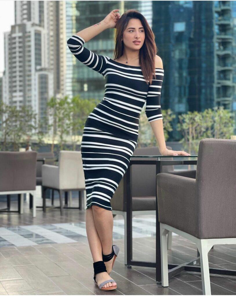Mahira Sharma Height