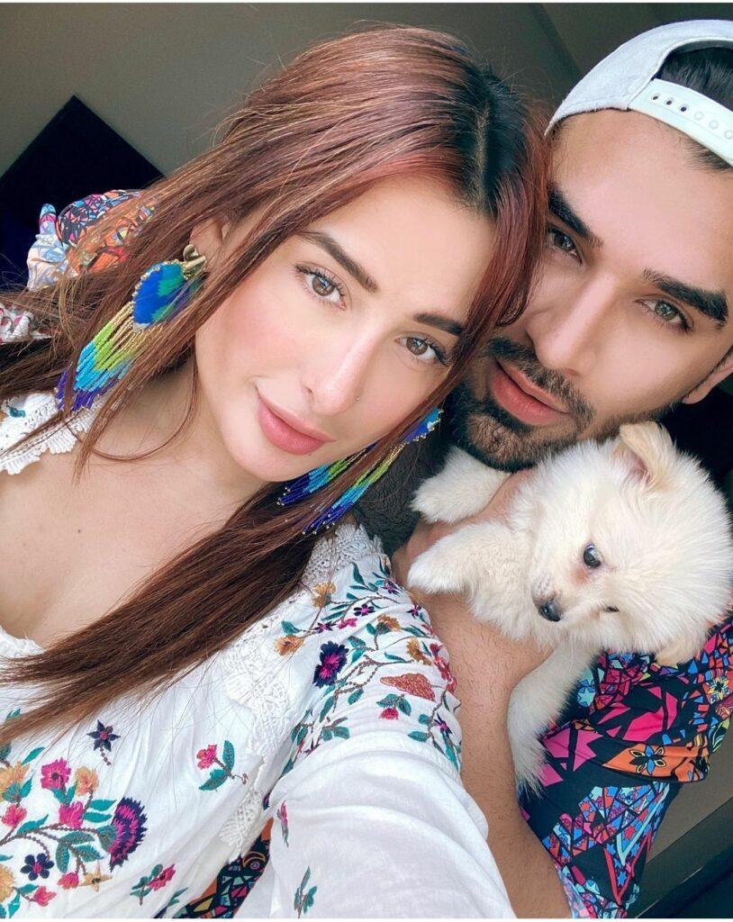 Mahira Sharma Husband