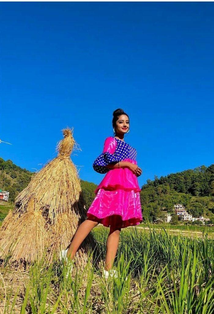 Usha Upreti Music Video