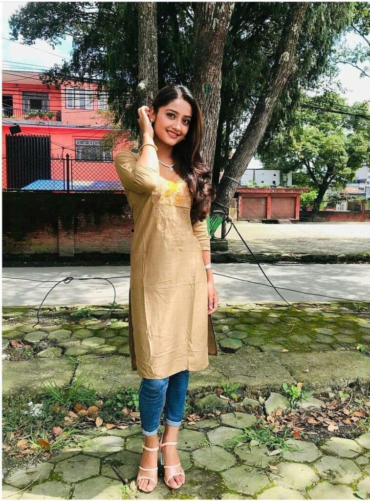 Usha Upreti Video
